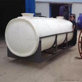 沛县5吨耐酸碱小区化粪池一体化别墅化粪池环保化粪池三格