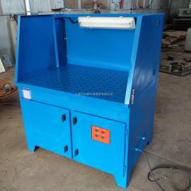 厂家直销打磨除尘工作台、抛光工作台、铸件打磨台、框架打磨台