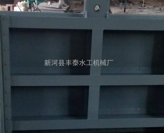 山东钢制闸门、山东厂家直销钢制闸门、定轮钢制闸门