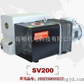 Leybold莱宝真空SV200真空泵--中国总代理