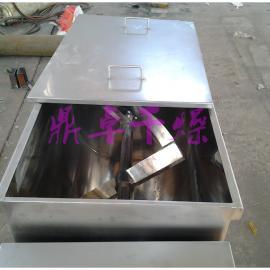 现货零售白糖姜茶融入机、白口铁白糖姜茶拌器