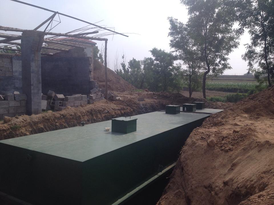 四平市地埋式一体化污水处理设备价格