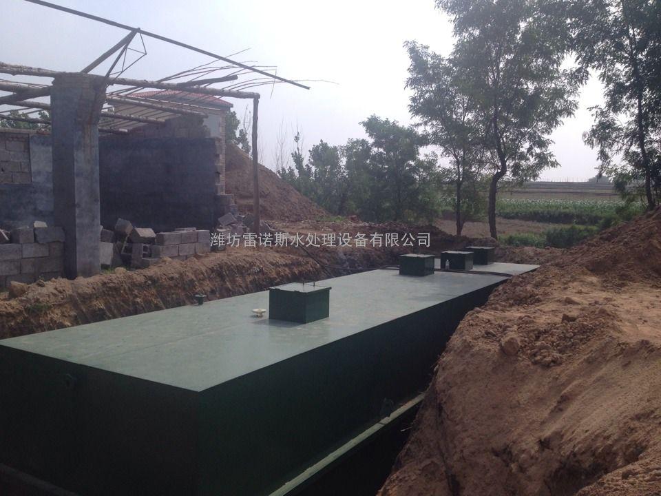 葫芦岛市地埋式一体化污水处理设备价格