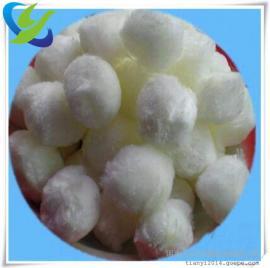 V型滤池用纤维球滤料、油田水处理用纤维球滤料