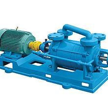 2SK系列不锈钢两级水环真空泵,两级水环真空泵