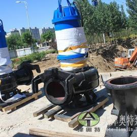 口径40-600mm潜水排污泵价格/污水污物排放潜水泵
