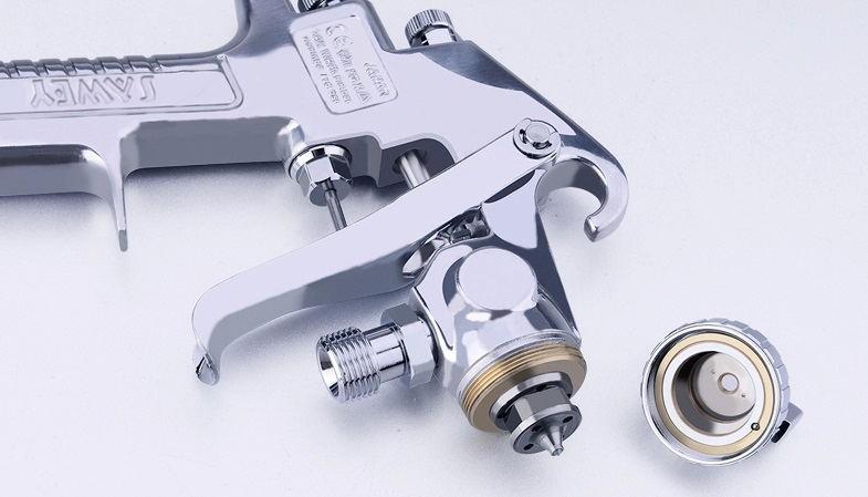 供应台湾萨威W-77-3G手动油漆喷枪