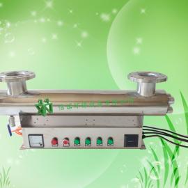 【进口】供应过流式紫外线杀菌器304不锈钢电箱一体式消毒器