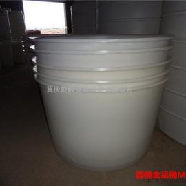 巅峰 PE塑胶 食品圆桶 腌制桶 M-2000L(2吨)