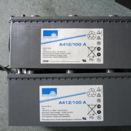 Sonnenschein德国阳光胶体蓄电池A412/100 F10原装进口