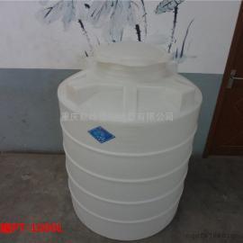泸州、绵阳塑胶储罐厂家直销