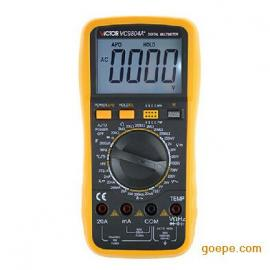 深圳价格VC9804A+数字万用表,胜利VC9804A+