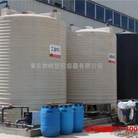 陕西30吨聚乙烯储罐/塑胶储罐/塑料水箱
