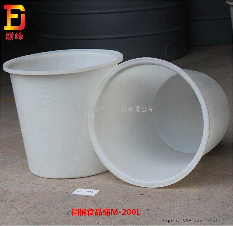 重庆厂家直销200L圆桶