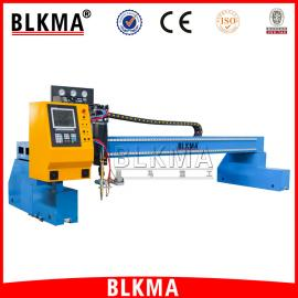 【BLKMA】全数控龙门式火焰切割机 钢板自动切割机厂家