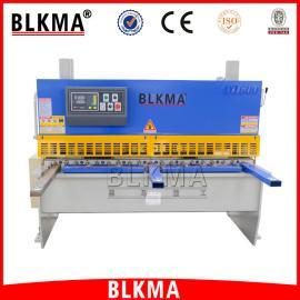 【BLKMA】小型数控4/1600液压闸式剪板机厂家价格