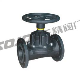 G46J-10直流式衬胶隔膜阀