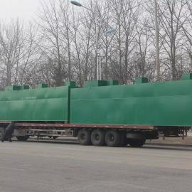 佛山MBR一体化中水回用设备生产厂家