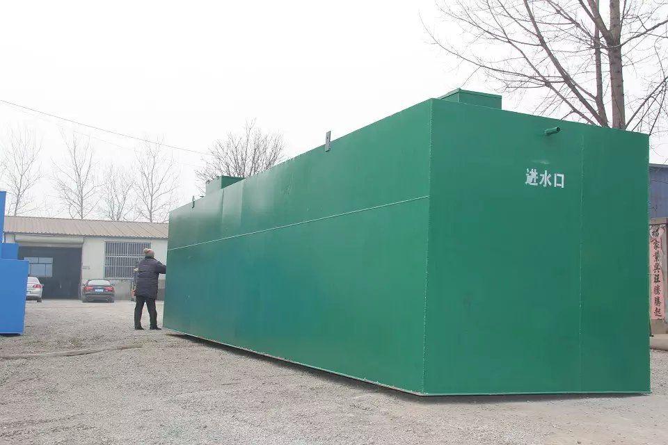 宿州地埋式一体化污水处理设备价格