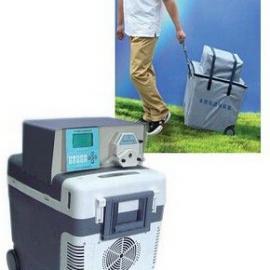 8000G自来水厂自动水质采样器/8000G便携式自动水质采样器厂家