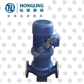 CQB-L立式磁力管道泵,立式管道磁力泵,卧式磁力泵