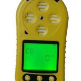 小巧型TC-X4扩散式多合一复合气体检测仪
