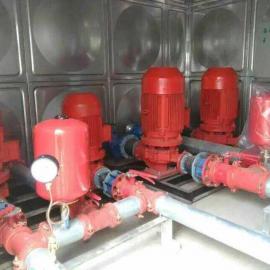 常熟地上式箱泵一体化HBP-216-72-50-I泵站