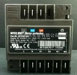 KRIWAN德国进口INT69DMY压缩机电机马达保护器