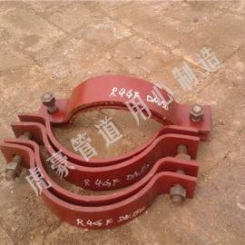 双孔短管夹D3供货商_双孔短管夹生产厂家_供应D3双孔短管夹
