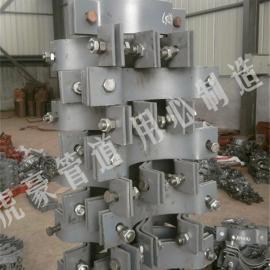 基准型双螺栓管夹_A5基准型双螺栓管夹_产地:河北盐山