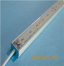LED铝线条灯厂家,led七彩铝线条灯