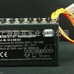 INT69V/7-Ⅱ/2压缩机马达保护器