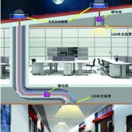深入了解正能量导光管采光系统夜间照明模式