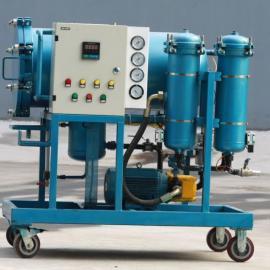 聚结脱水滤油机 LYC-J 系列