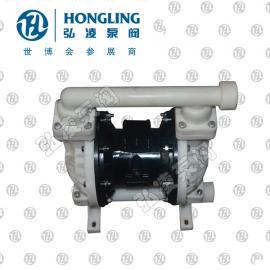 QBY型工程塑料气动隔膜泵,气动单向隔膜泵,工程塑料隔膜泵