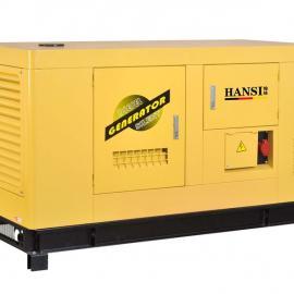 低噪音柴油发电机组10KW(千瓦)全自动款