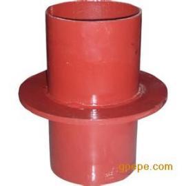 供应两侧防护柔性密闭套管,碳钢防水套管厂家供应