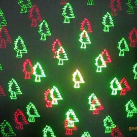 圣诞满天星草坪激光灯 户外防水 插地灯 景观镭射灯