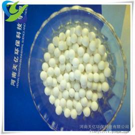 中卫气体滤清器用活性电解铝球、活性电解铝触媒