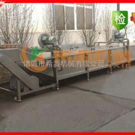 【XY】湖北龙虾熏蒸连续生产线 龙虾蒸煮设备制造厂家