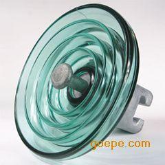 防污玻璃钢化悬式绝缘子U300BP/195