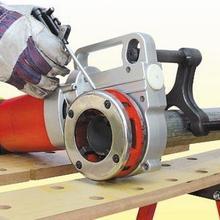 手持式电动套丝机/切管套丝机 带割管功能 型号:SJN-GMTE-03C 库