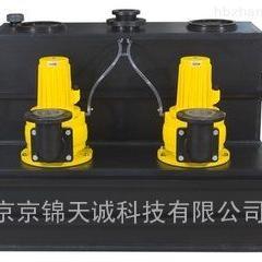海淀朝阳酒店污水提升器安装|大型饭店油水分离器选型安装