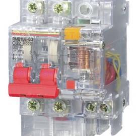 DZ47-63/3PRMB1LE-63/3P系列透明漏电断路器