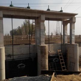 乌鲁木齐铸铁闸门结构分析