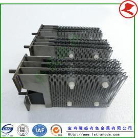 厂家供应焦化废水处理用钛阳极