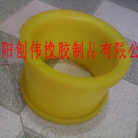 陕西铜川煤矿钻机胶筒ZYW3000聚氨酯,耐磨,抗撕裂