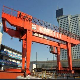 长年供应A型5-50/10吨双梁吊钩门式起重机 龙门吊行吊
