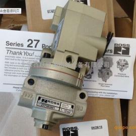 Ross Controls D2776B5001 电磁阀