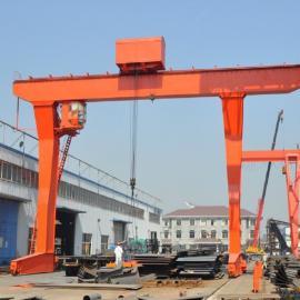 直销5吨单主梁门式起重机10吨单主梁吊钩门式起重机MDG型